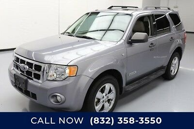 Ford Escape XLT Texas Direct Auto 2008 XLT Used 3L V6 24V Automatic FWD SUV Premium