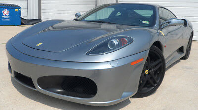 2005 Ferrari 430 F1 F430 WITH FRESH SERVICE, NEW TIRES AND NEW BRAKES. SIX SPEED F1 PADDLE SHIFT