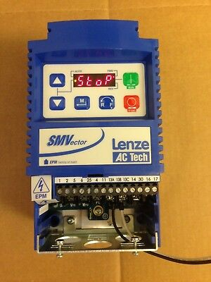ESV751N02YXB LENZE AC Tech 1 HP Frequency Inverter SMVector