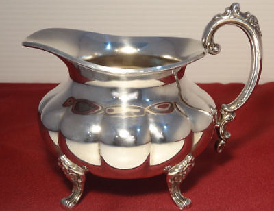 Oneida Community Silverplate SILVER ARTISTRY Creamer Pitcher For Tea Set