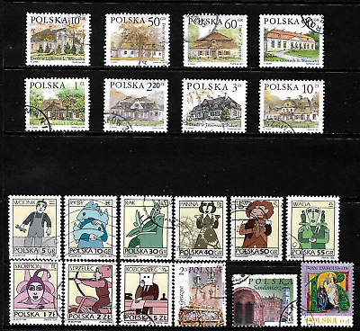 Poland ..Outstanding definitive issues ...  001051