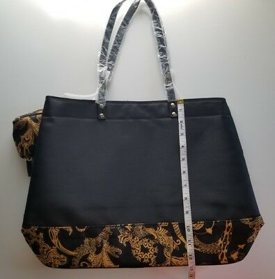 afadccfdbe VERSACE PERFUME TOTE Bag with coin purse -  33.00