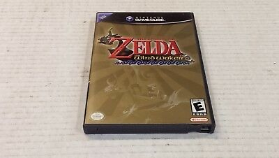 The Legend of Zelda: The Wind Waker GAMECUBE - DISK NM/MT - Complete