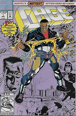 Cage (Luke Cage Power Man) No.1-20 / 1992-1993 Marc McLaurin & Dwayne Turner