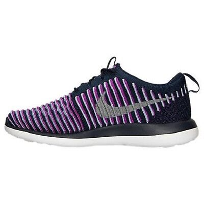 34cb956119 Kid's Nike Roshe Two Flyknit (Gs) Grade School Athletic Shoes Size 7Y 844620