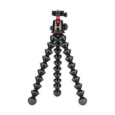 Joby GorillaPod 5K Kit Black With Manfrotto Advanced Gear Backpack Medium, Black