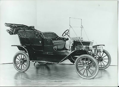 Ford 1909 Model T Ford Old Photograph Excellent Condition