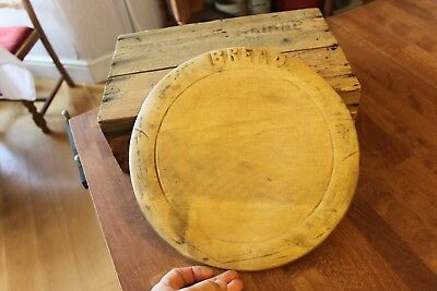 Vintage Carved Traditional Nice Wooden Bread Board – Kitchenalia! –