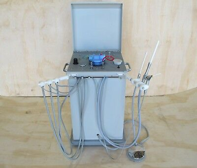 DNTLworks Procart II Portable Self Contained Mobile Dental Delivery System 2200