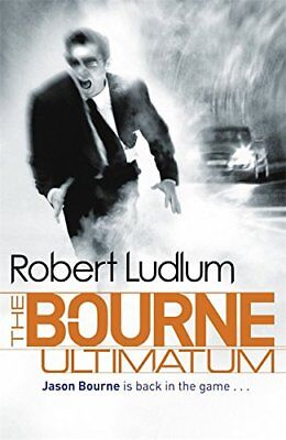 The Bourne Ultimatum (Jason Bourne) NUEVO Brossura Libro  Ludlum Robert