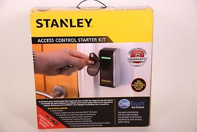 Stanley Mullion 512 IP PAC 2-Door Access Control Starter Kit