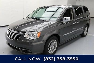 Chrysler Town & Country Touring-L Anniversary Edition 4dr Mini-Van Texas Direct Auto 2016 Touring-L Anniversary Edition 4dr Mini-Van Used Automatic