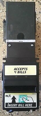 MARS MEI VN2702 U5M 24V $1-$20 MDB Bill Acceptor Tested And Working