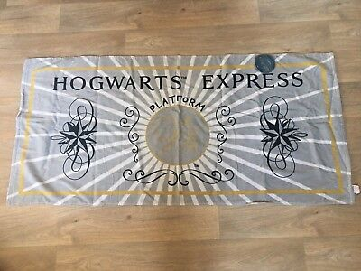 Primark Harry Potter Towel Hogwarts Express Brand New