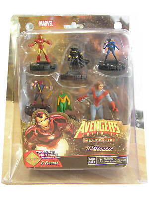 Heroclix Avengers Infinity Fast Forces Pack