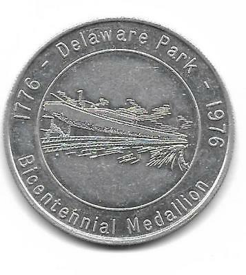 Caesar Rodney Stakes and Independence Day [Delaware Park] Bicentennial Medal