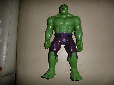Hasbro Marvel Incredible Hulk Figure, 12""