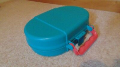 TUPPERWARE Vintage Lunch Box