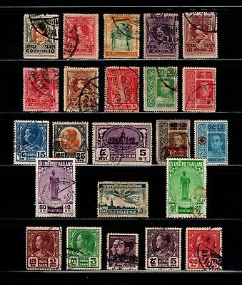 Siam/thailand  Old Collection.       Siam