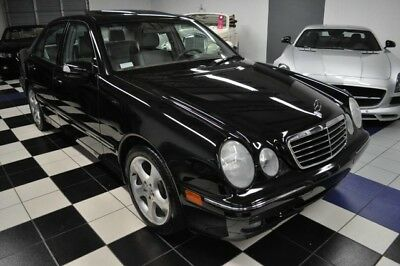 2002 Mercedes-Benz E-Class E320 - ONLY 60K MILES - CERTIFIED CARFAX 2002 Mercedes-Benz e 320 - x-tra clean condition - well maintained Florida car