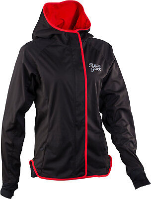 Race Face Scout Womens Bike Jacket Black/Red 2017
