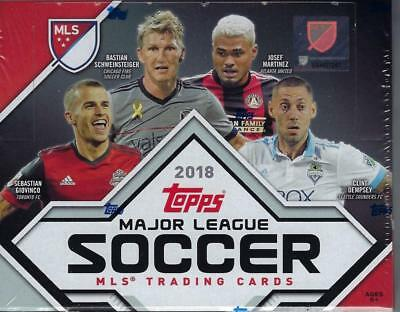 2018 Topps MLS Soccer Cards Base and Variations Pick From List