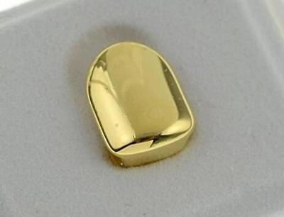 Bling  Tooth Grillz   Dental Grill Single Tooth  Gold