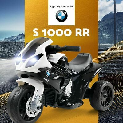 BMW Kids Ride On Motorcycle Motorbike Licensed Car Electric Toys Battery Police