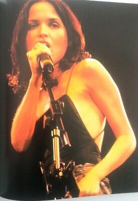 The CORRS 'backless'  magazine PHOTO/Poster/clipping 11x8 inches