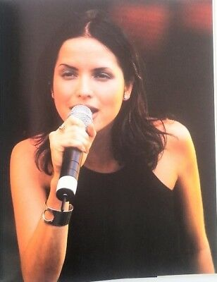 The CORRS 'bracelet' magazine PHOTO/Poster/clipping 11x8 inches