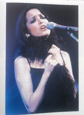 The CORRS 'feathers'  magazine PHOTO/Poster/clipping 11x8 inches