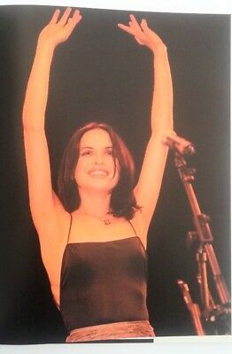 The CORRS 'reach for the sky' magazine PHOTO/Poster/clipping 11x8 inches