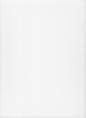 27 count Zweigart Linda Evenweave Cross Stitch Fabric FQ White 49 x 69cms