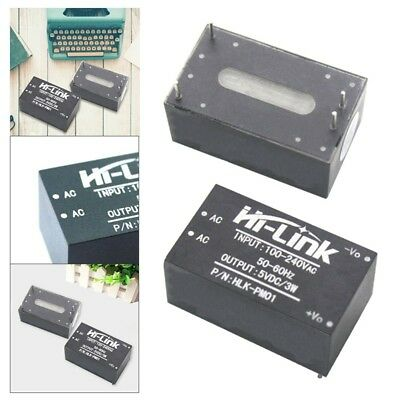 NEW HLK-PM01 AC-DC 220V to 5V Step-Down Power Supply Module Household Switch