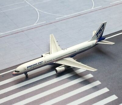 NG model 1/400 Boeing House Colour Boeing 757-200 N757A miniature model