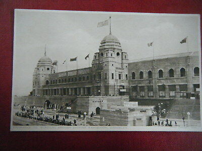British Empire Exhibition: Wembley Twin Towers - Scarce Printed Photo Postcard!