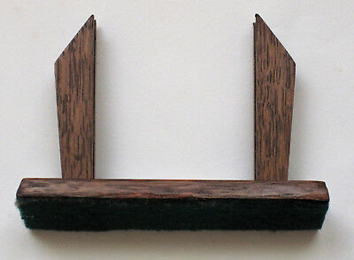 Vintage – Small Art Deco Style Wooden Picture Frame