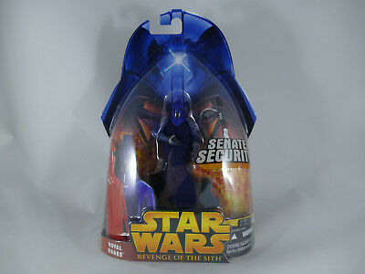 Star Wars Revenge Of The Sith Royal Guard Blue Senate Security Rots Moc