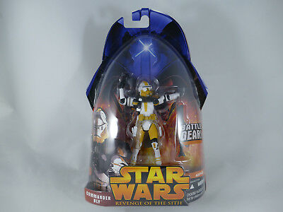 Star Wars Revenge Of The Sith Commander Bly Rots Moc