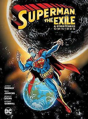 Superman Exile And Other Stories Omnibus, Jerry Ordway