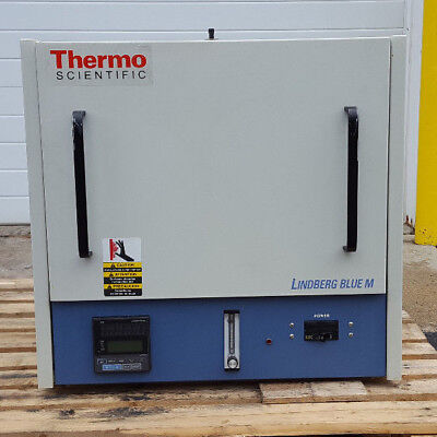 Lindberg Blue M,Thermo Scientific Box Furnace, Oven, Very Good Condition