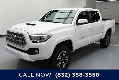 Toyota Tacoma TRD Sport 4dr Double Cab 4WD Texas Direct Auto 2017 TRD Sport 4dr Double Cab 4WD Used 3.5L V6 24V Automatic