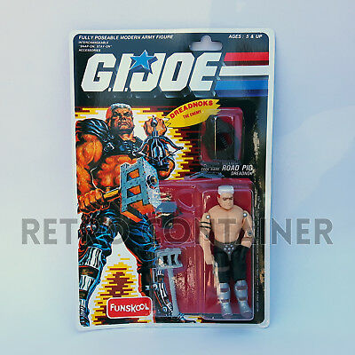 G.I. JOE GI JOE - ROAD PIG - MISB MOC (Russian Funskool) New in Sealed Box