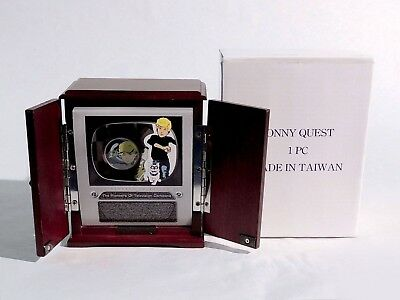 M601. Hanna-Barbera JONNY QUEST Pioneers of Animation LE Fossil Watch (1996)