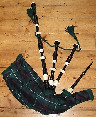 Army Issue Bagpipes -Fully Refurbished - Going Condition