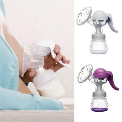 Manual Hand-type Breast Pump Vacuum Cup Baby Breast-feeding Accessories Q
