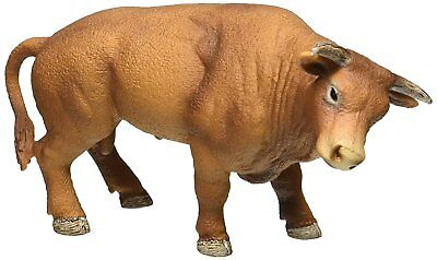 RODEO BULL by Schleich; toy/replica/cow/13816