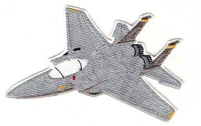 F15 FIGHTER Airplane Aircraft Aviation Collectable Military Embroidered Patch