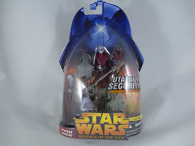 Star Wars Revenge Of The Sith Utapaun Warrior Security Rots Moc