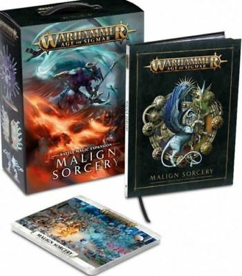 Age of Sigmar Malign Sorcery - Brand New! - Ships 6/30 FREE Priority Shipping